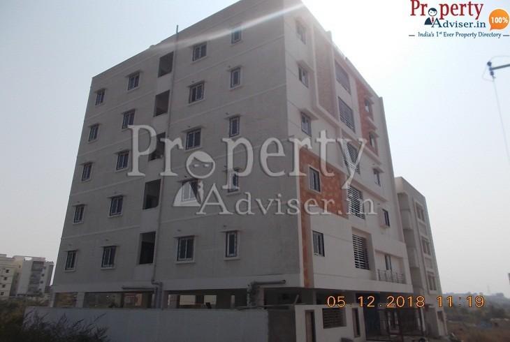 Apartment at Gajularamam Hyderabad Interior work completed