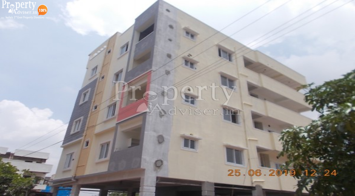 SSD Residency 3 in Gajularamaram updated on 28-May-2019 with current status