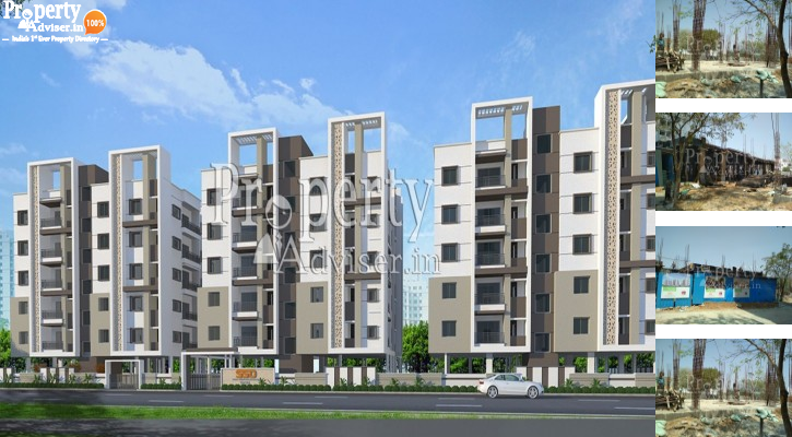 SSD Y3 Homes for sale in Puppalaguda - 2705