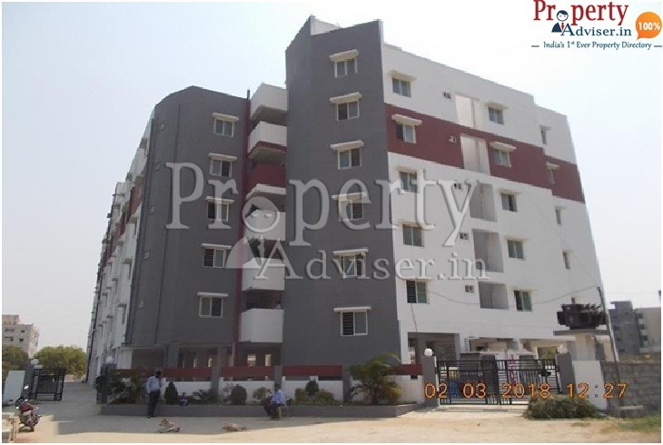 Standalone Apartment for Sale at Kukatpally with all comforts