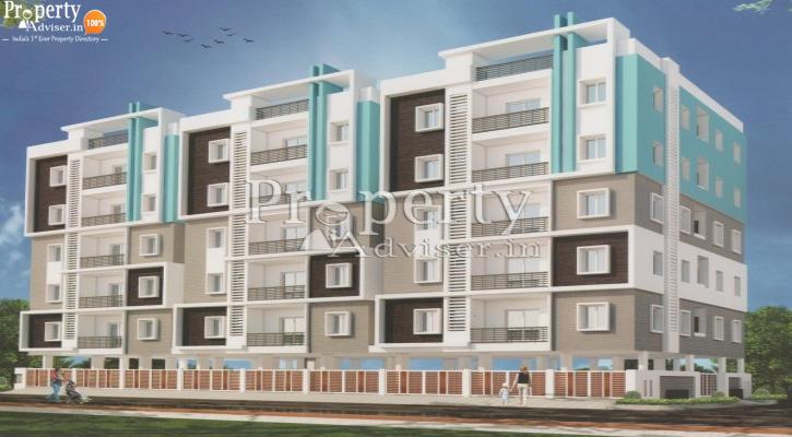 Surya Saketh Millennium - 2 APARTMENT for sale in Bachupalli - 2680