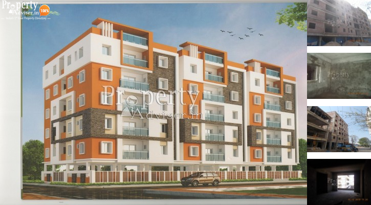 Surya Saketh Millennium - 1 APARTMENT for sale in Bachupalli - 2679