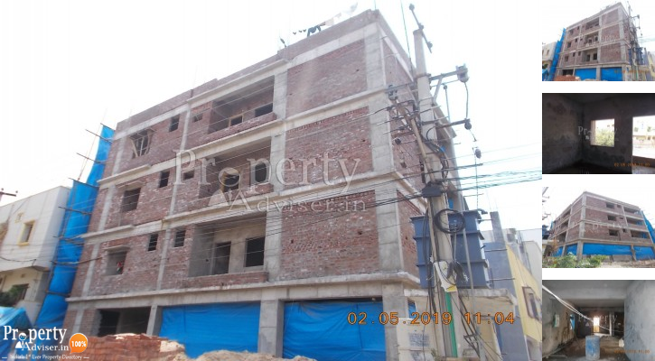 SV Constructions 3 Apartment Got a New update on 03-May-2019