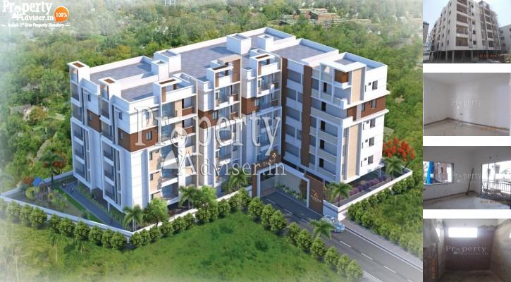 Tansy Apartment in Manikonda - 2720
