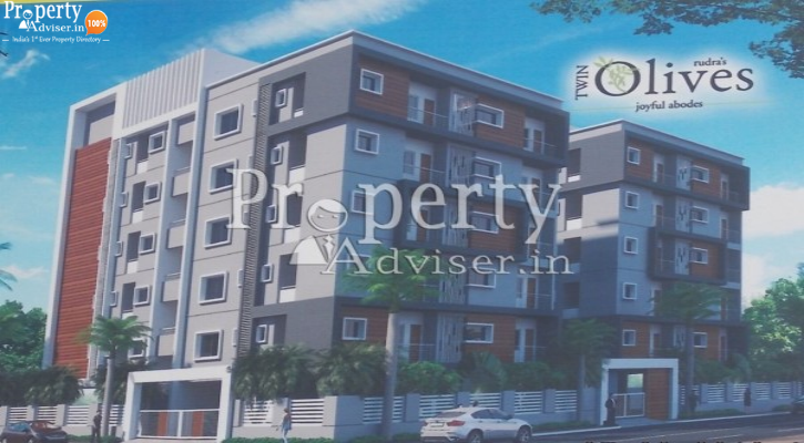 Twin Olives Block-1 in Miyapur updated on 08-May-2019 with current status