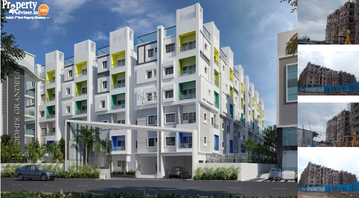 Riddhis Grandeur Block - B in Puppalaguda Updated with latest info on 14-Aug-2019