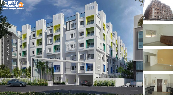 Riddhis Grandeur Block - A in Puppalaguda Updated with latest info on 15-Jun-2019