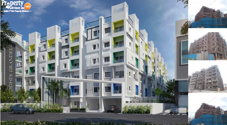 Latest update on Riddhis Grandeur Block - A Apartment on 14-Aug-2019