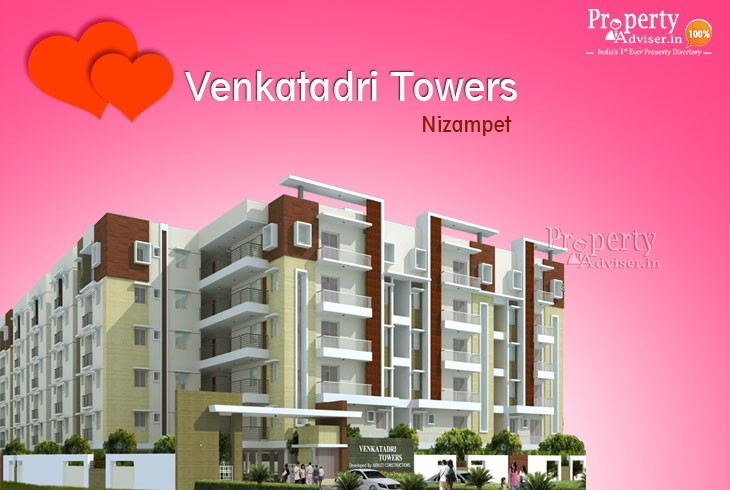 2BHK Flats For Sale at Nizampet in Hyderabad