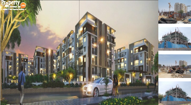 Vertex Premio A and B in Kukatpally updated on 07-May-2019 with current status