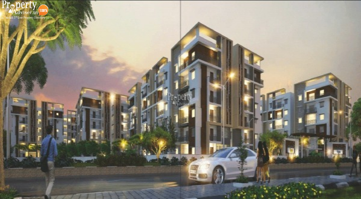 Vertex Premio Block - C in Kukatpally updated on 06-Jun-2019 with current status