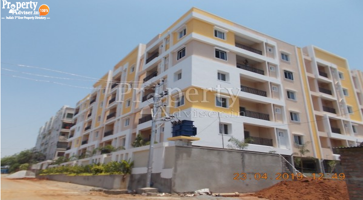 Vigneswara Constructions in Suchitra Junction updated on 24-Apr-2019 with current status