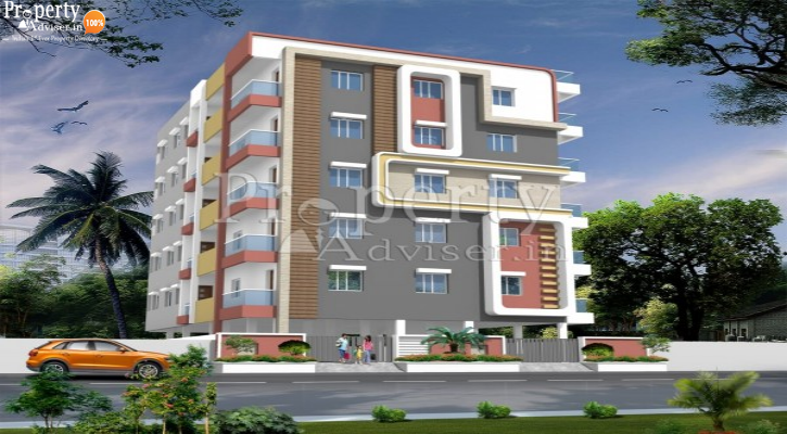 Vijetha Residency in Madinaguda updated on 04-Jun-2019 with current status