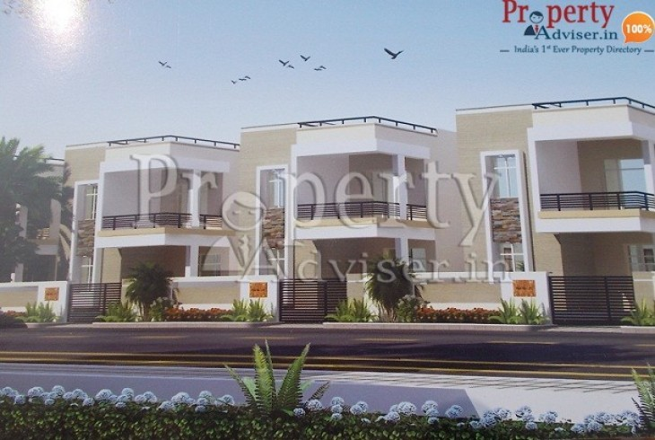 Villa for Sale with Good Amenities at Bowrampet Hyderabad