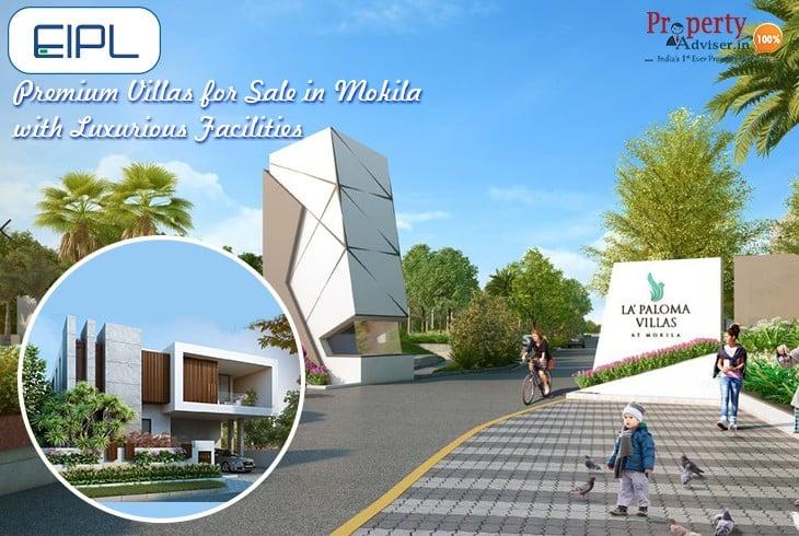 Premium Villas for Sale in Mokila