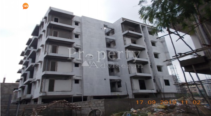 Virinchi Apartment in Madhapur updated on 19-Sep-2019 with current status