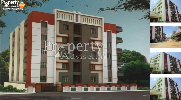 Vishnu Priya Enclave in Ameenpur updated on 03-Oct-2019 with current status