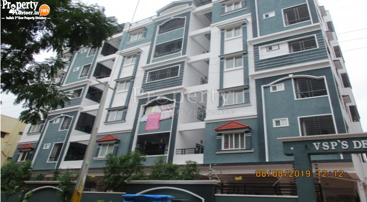 VSP Deepak Pride Apartment Got a New update on 13-Aug-2019