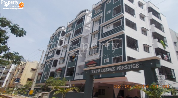 VSP Prestige in Madinaguda updated on 03-May-2019 with current status