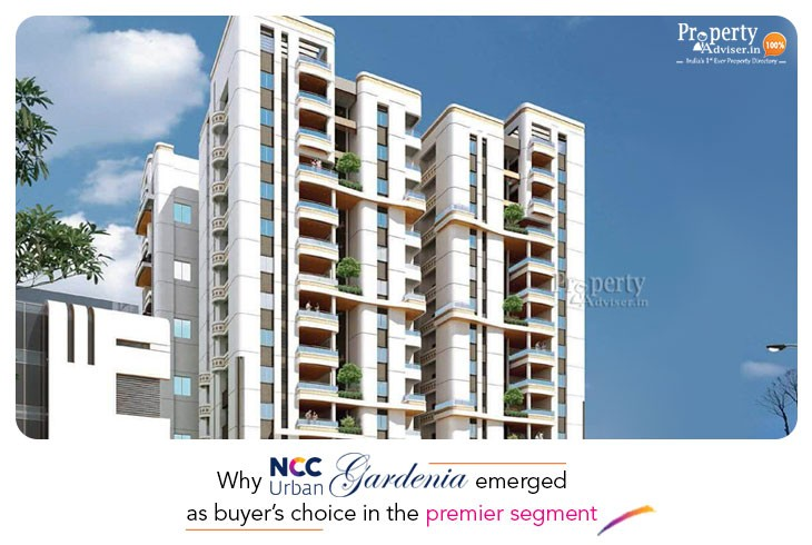 Why NCC Urban Gardenia Emerged as Buyer's Choice in the Premier Segment
