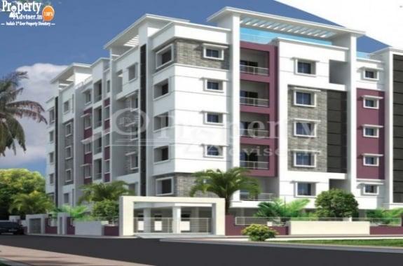 Apartment at Jaya Bharathi Ramani Heights got sold on 08 Mar 2019