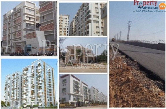 BHEL to Nanakramguda has many projects for sale with good infrastructure