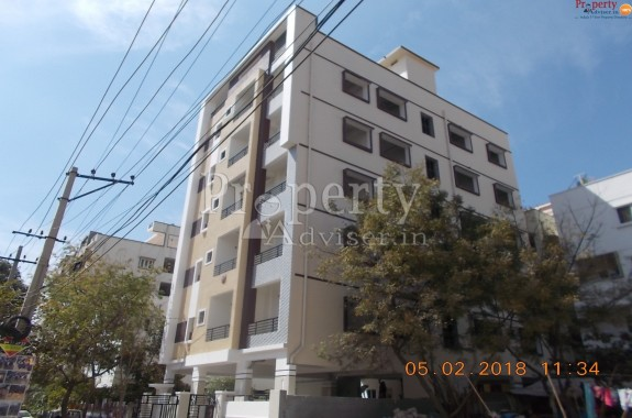 Flats for Sale at Srinidhi Residency with good facilities