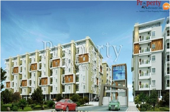New flats for sale at MEADOW LAND in Hyder Nagar Hyderabad