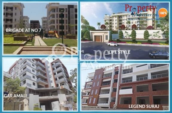 Residential Apartment at Banjara Hills with Pleasant Environment