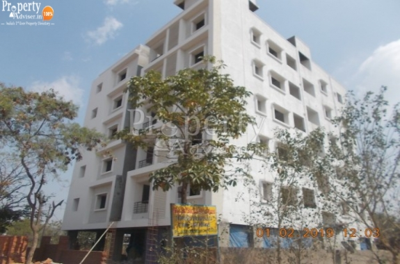 Sri Sai Constructions 141 Apartment in Kondapur - 2355