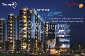 Buy a Flat in Aditya Wiiz Lagoon at Nizampet to Have a Great Comfortable Life