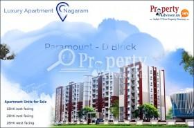 Prestigious Luxury Apartment for Sale at Nagaram with Pleasant Surroundings