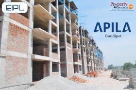 Apila Gated Community Flats in Gandipet