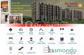 Buy a Flat in Smondo Apartment at Gachibowli to Enjoy Every Moment