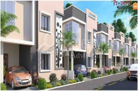 A Residential villa for sale at Beeramguda Hyderabad Praveens Luxuria