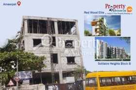 Coming up New Sister Nivedita School near Apartments in Ameerpet