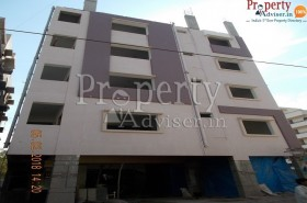 Elevation Painting Work Completed at KPR Residency 2 at Kukatpally Hyderabad