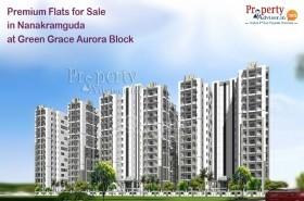 Green Grace Aurora Block Flats for Sale in Nanakramguda