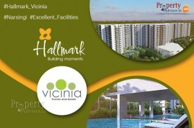 Hallmark Vicinia – Spacious & Quality Apartment For sale in Narsingi