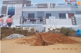 Independent house for sale at Bachupally Hyderabad