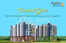 New Gated Community Apartment for Sale at Miyapur, Hyderabad