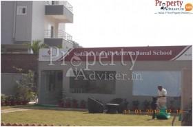 A new International school at Nallagandla Hyderabad
