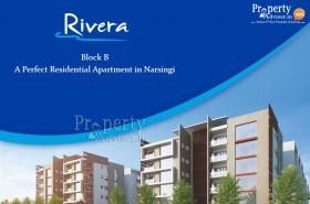 Rivera Block B - A Perfect Residential Apartment in Narsingi