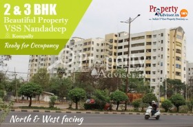 VSS Nandadeep A Beautiful Property at Kompally with Good Facilities