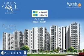 Your Dream Home Is Here at Green Grace Aurora Block Apartment