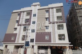 Yuvan Galaxy apartment at Hyderabad completed False Ceiling