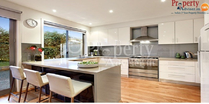 ideas of decoration to integrate the kitchen with the rest