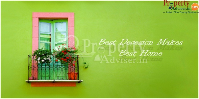 Make sure you are on the same decision to buy best property in Hyderabad