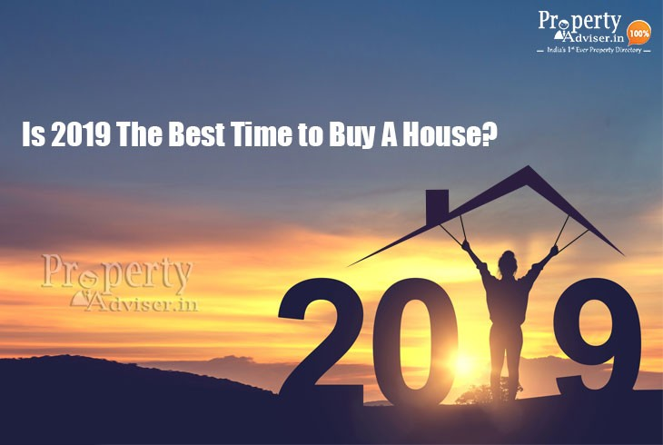 2019 Real Estate - the Best Time to Buy a House