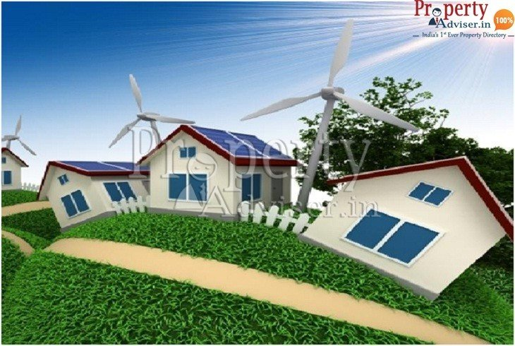 Advantages of Renewable Energy at homes in hyderabad